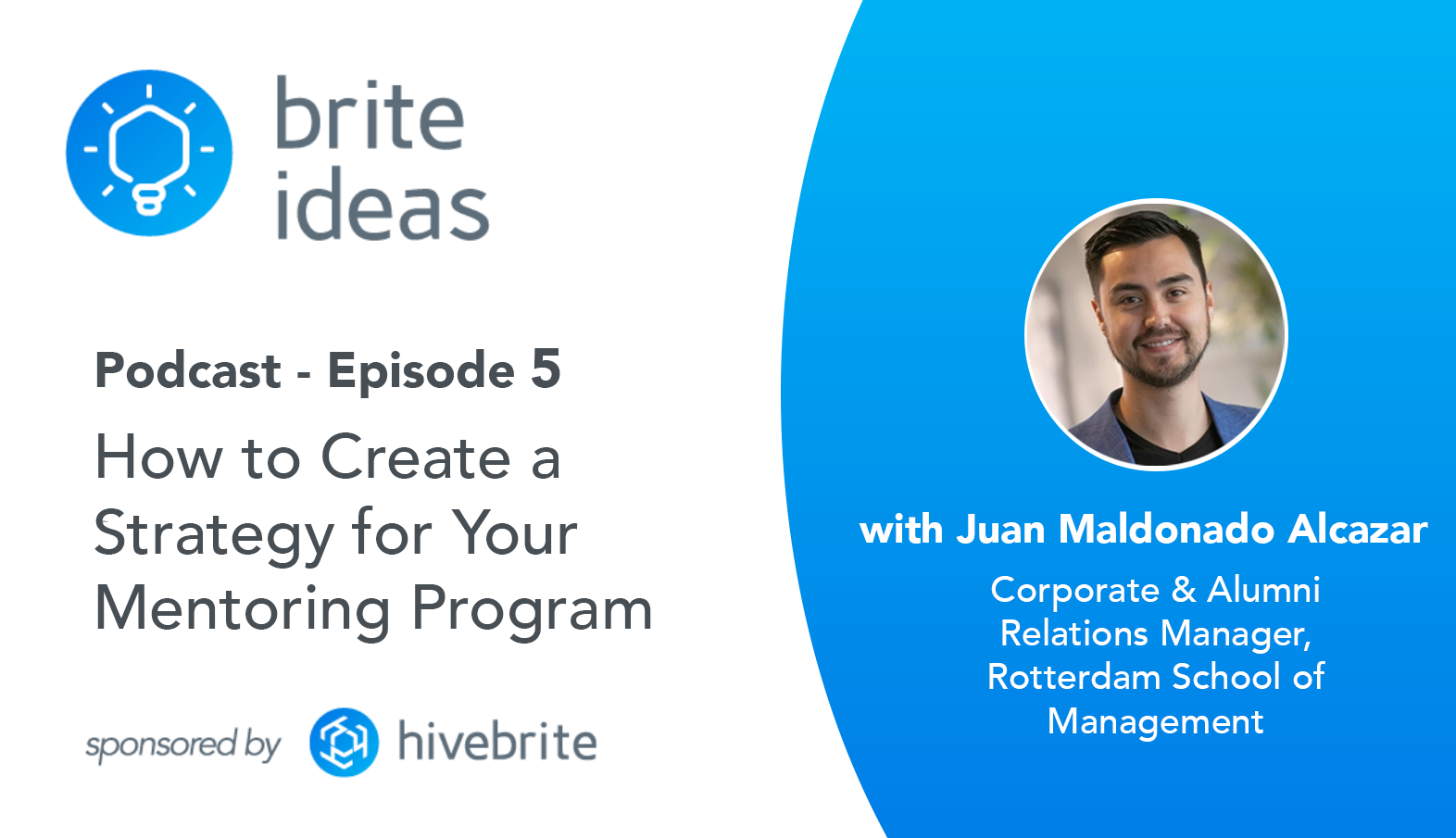 Brite Ideas Podcast: How to Create a Strategy for Your Mentoring Program