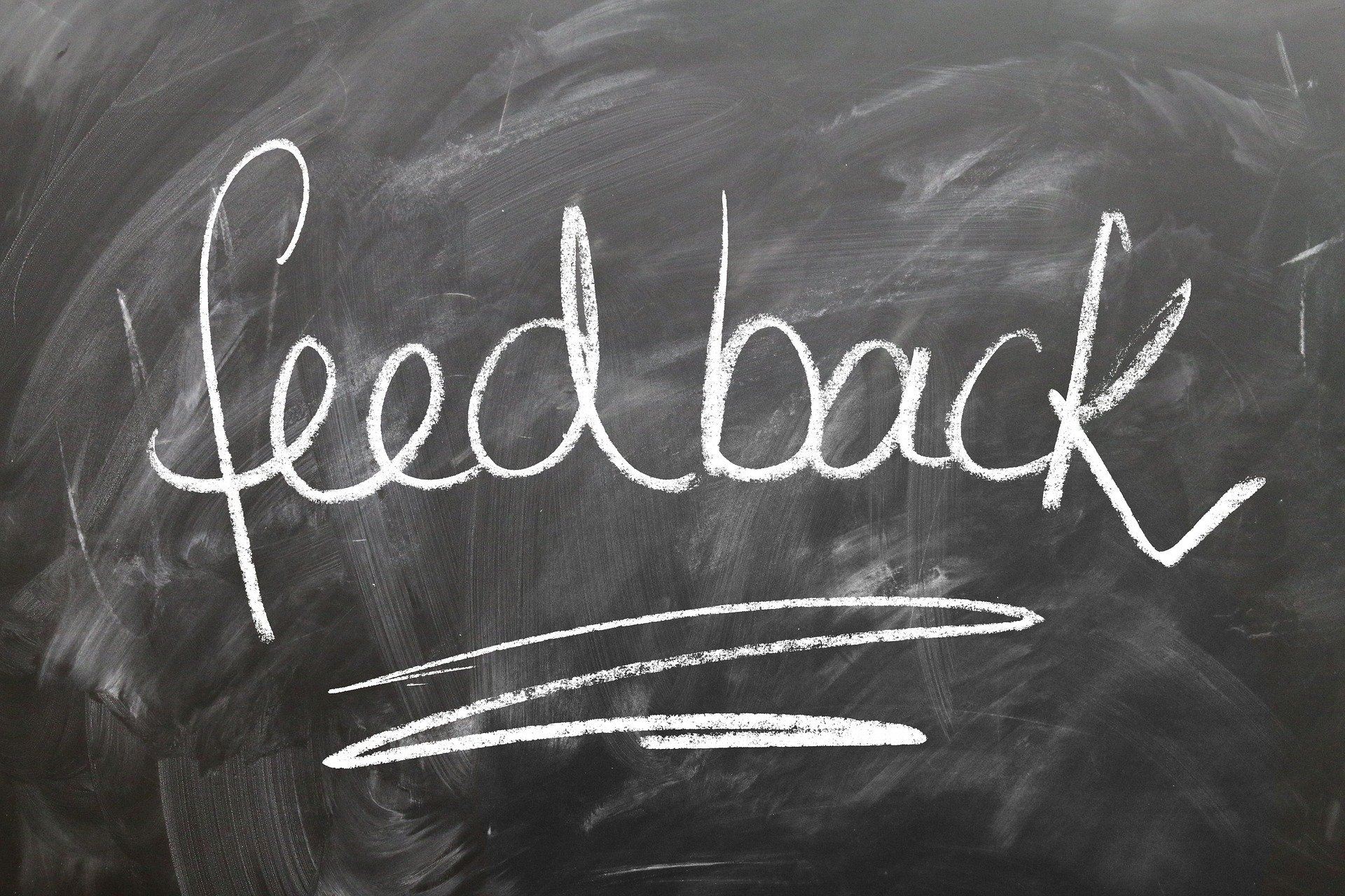 Feedback is a Gift. Collect Positive And Negative Comments